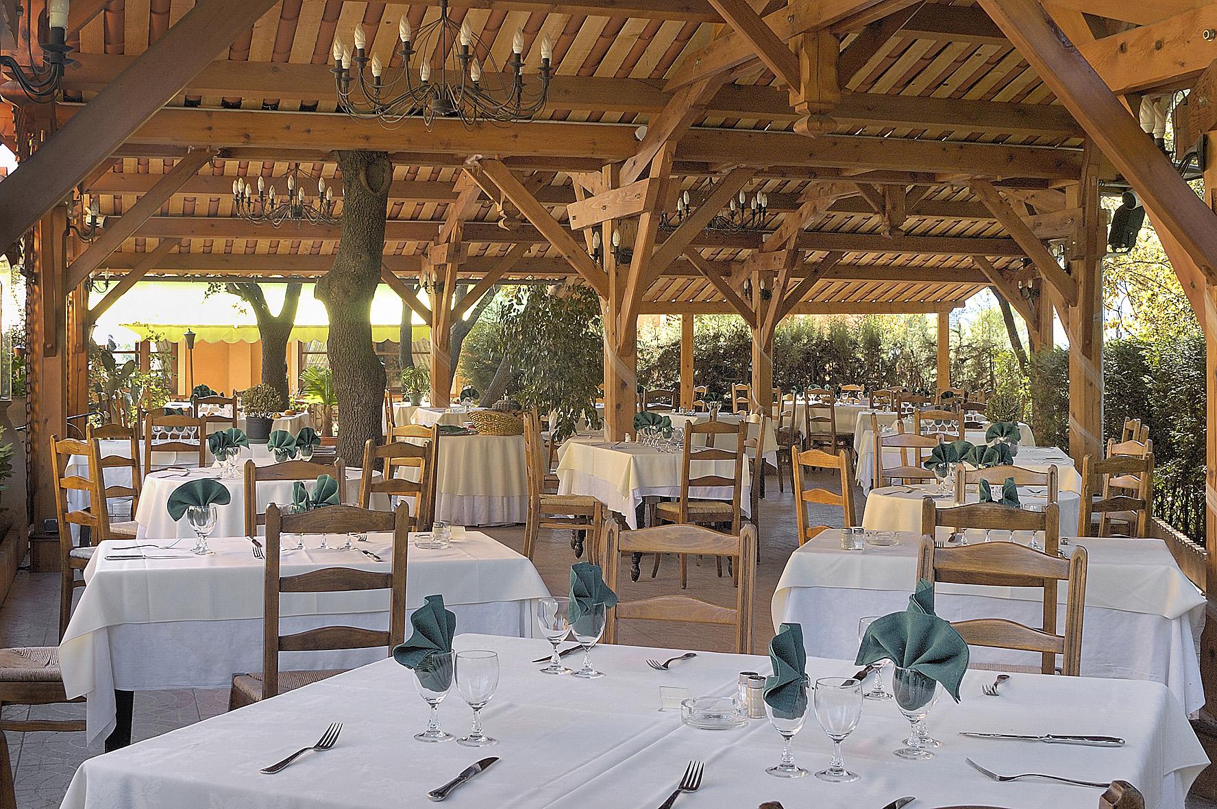 restaurant - Lou Castelet Carros Mariage