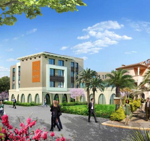 Le Futur Hôtel ****